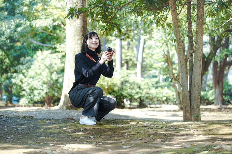 """写真家・串田明緒さんが語る、歩きの大切さ 歩く旅""""の愛好家に聞く Vol.1"""
